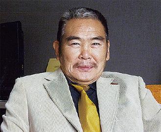 主催する苅谷俊介氏