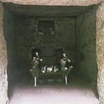 鎌倉 寿福寺 実朝の墓