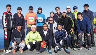 諏訪湖マラソンを走る会