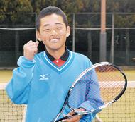 ソフトテニスで全国へ