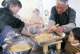 秦野の大豆で味噌作り