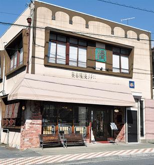 大正浪漫をコンセプトにした「ハダノ浪漫食堂」