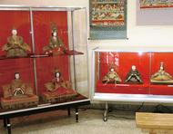 江戸期から昭和期の雛人形