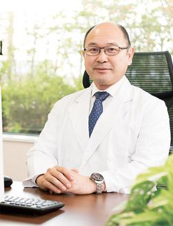 井上元保病院長