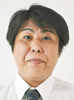 出馬表明した飯田氏