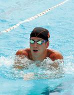 消防基本泳法で初の全国へ