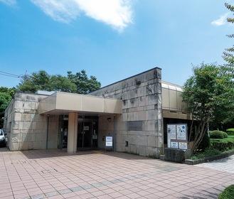 博物館に改修される「桜土手古墳展示館」