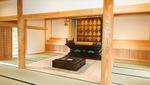 須弥壇などは以前のものを使用