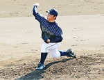 小澤蓮投手