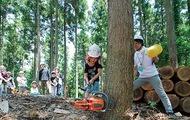 森を守り、人を守る住まい