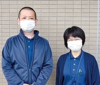 介護支援専門員の安藤さんと野田さん