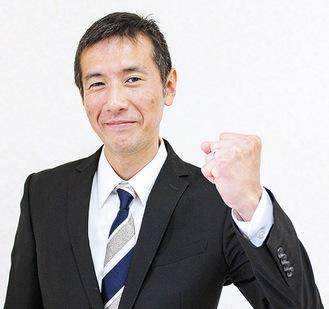 「集団授業は最大4人。補習・追試は無制限。できるまで通塾です」と岩田代表。