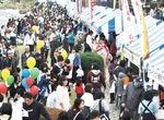 過去開催の市民の日。多くの来場者で賑わった