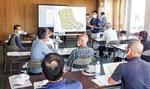 地域住民と勉強会を開き、対策計画を策定