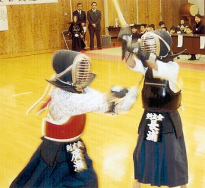 少年少女剣士たちが熱戦