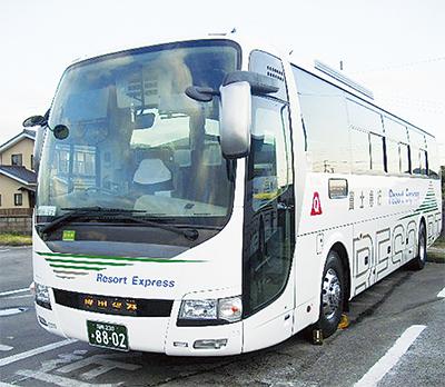 秦野から成田空港を結ぶ高速バスは、42人乗りの大型バスでの運行が予定され... 秦野から成田空港