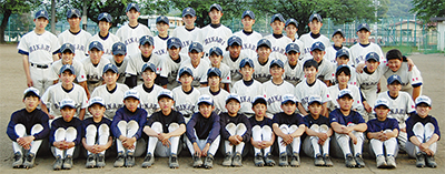 中学校野球部春季大会にて優勝 | 桜美林中学校・高 …