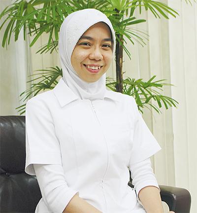 インドネシア人看護師が誕生