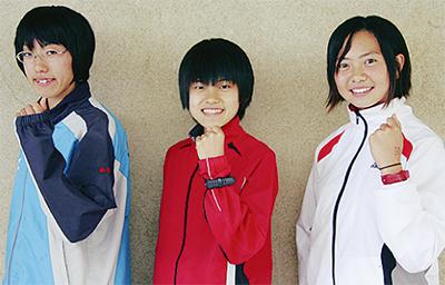 市内高校生6人が関東へ