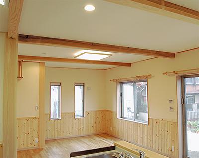 『大工の技』で建てる家