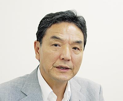 古木勝久氏が出馬を表明
