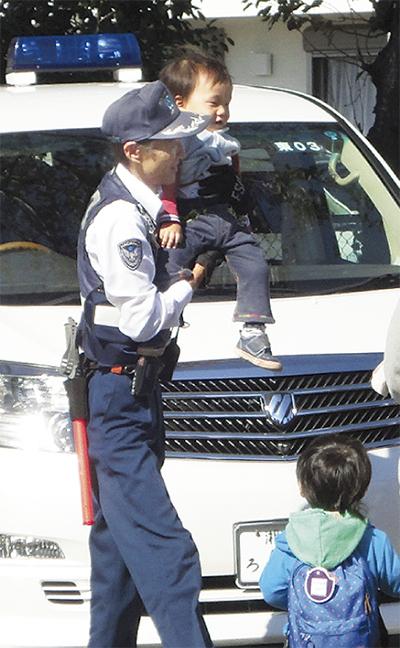 親子で学ぶ交通安全