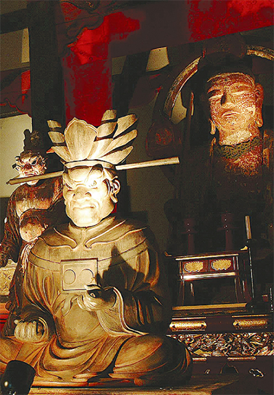 4寺院が特別公開