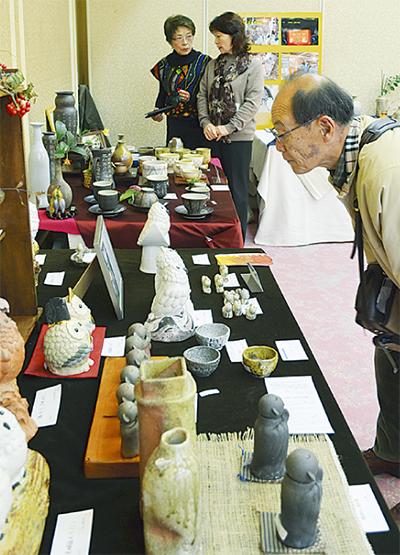 秦野で陶芸祭