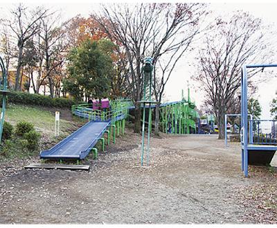 中央こども公園が改修工事