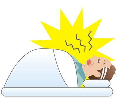 「睡眠時無呼吸症候群」について学ぶ