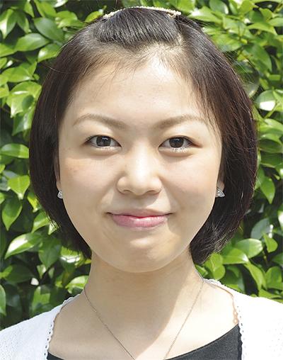 小泉 李緒さん