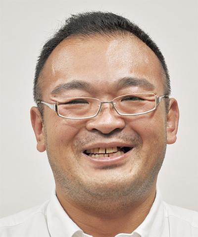 梶山 庸介さん