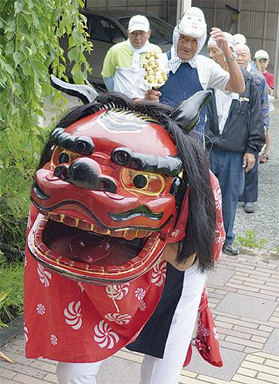 戸川で続く伝統行事