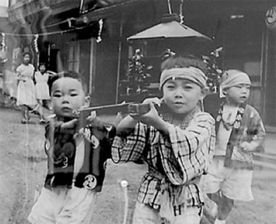 60年前の子どもの写真展