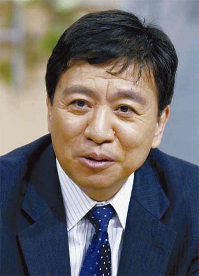 中栄信用金庫経済講演会講師 星 浩氏「日本の政治・経済 今後の展望」