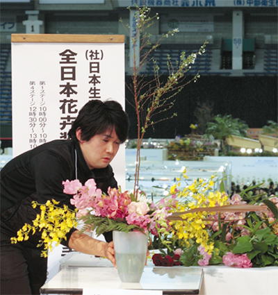 全日本で農水大臣賞