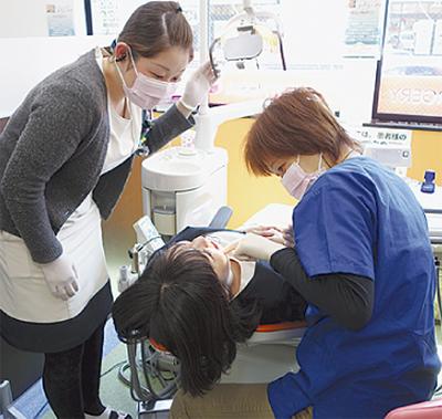 虫歯0でも歯周病の可能性