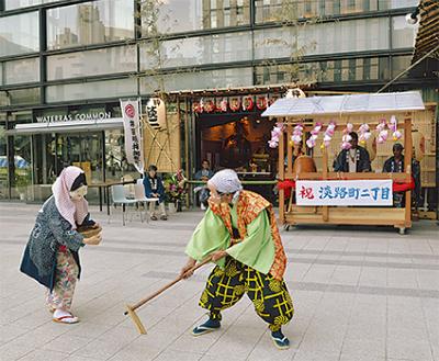 神田祭に初参加