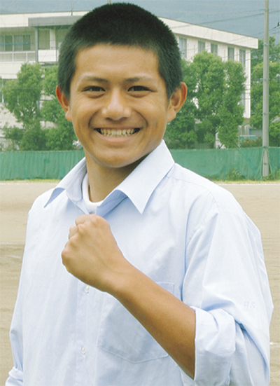 神奈川大会で選手宣誓