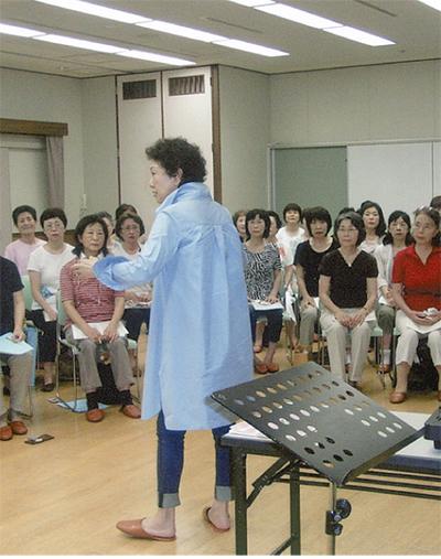 30周年記念の合唱祭