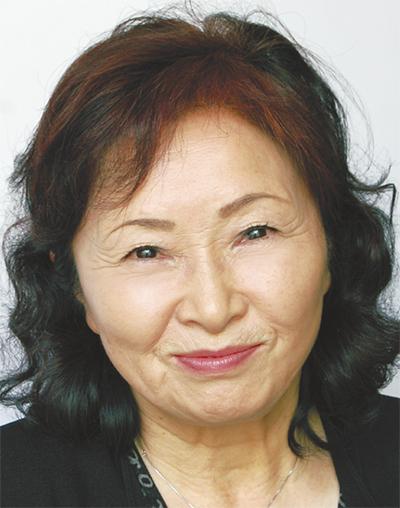 吉田及子(ちかこ)さん