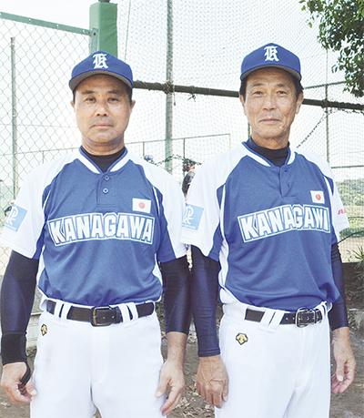 還暦野球アジア大会へ