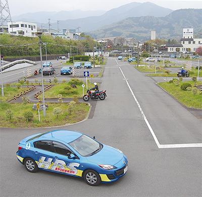 地域の交通安全向上に貢献
