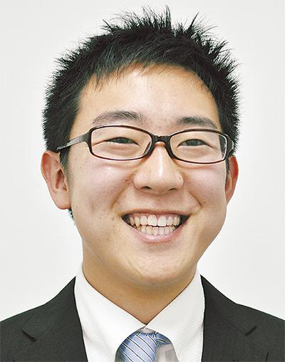 安岡 優介さん