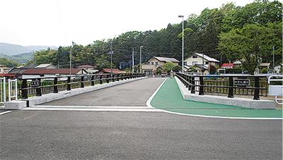 新田頭橋の供用開始
