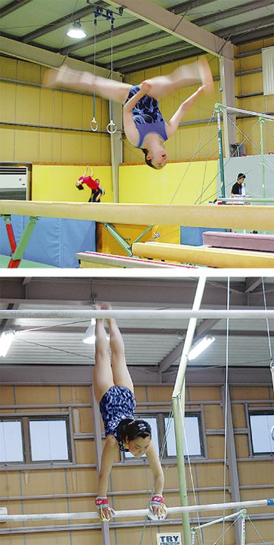 体操で関東大会出場