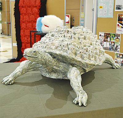 立体作品の展示会