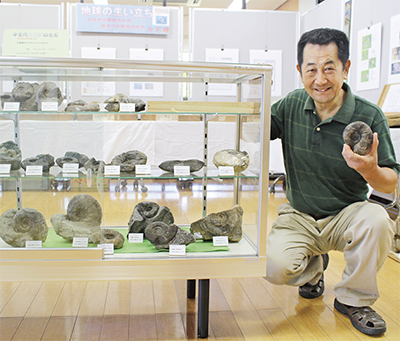 化石が伝える古代世界