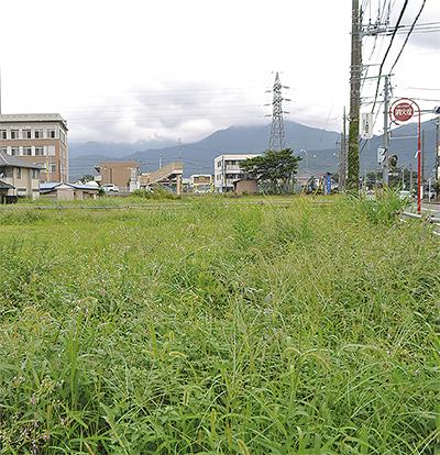 鈴張町市有地に移転