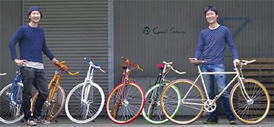 オーダー製自転車 人気